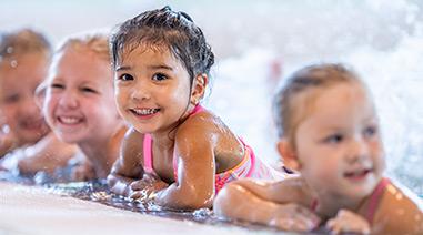 Kleinkinderschwimmen
