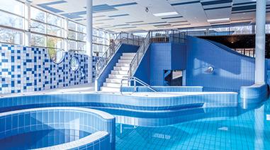 Gestaltung Schwimmbad Wananas
