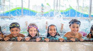 Schwimmkurs in den Ferien im Wananas